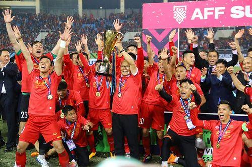 Nhìn lại một năm đại cát của bóng đá Việt Nam - Ảnh 1
