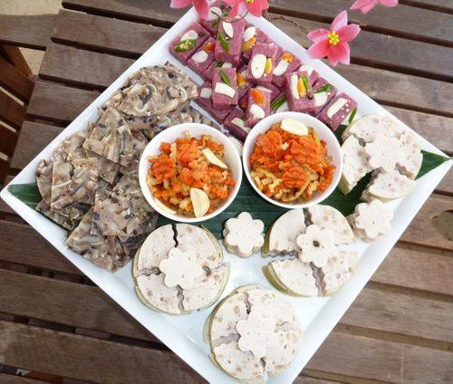 Những món ngon ngày Tết không thể thiếu trong mâm cơm của người Việt - Ảnh 4