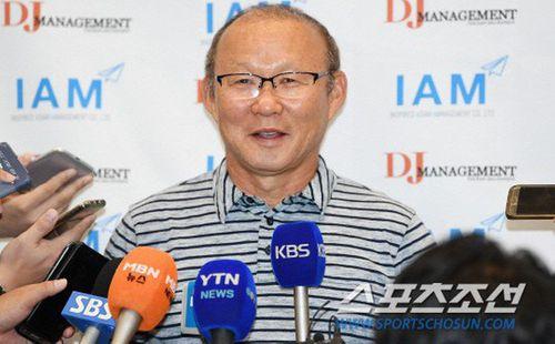 HLV Park Hang-seo thú nhận điều bất ngờ về quãng thời gian làm việc với bóng đá Việt Nam - Ảnh 1