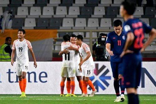 """HLV Thái Lan nói gì sau khi bị Ấn Độ """"hủy diệt"""" với tỷ số không tưởng tại Asian Cup? - Ảnh 1"""