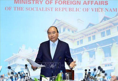 Thủ tướng làm việc với Bộ Ngoại giao về Hội nghị Thượng đỉnh Mỹ - Triều Tiên - Ảnh 2