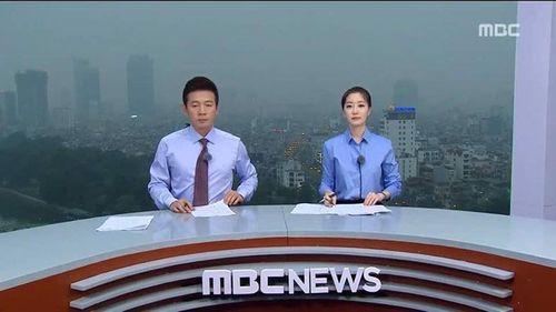 """Trường quay dã chiến ngoài trời cực """"đỉnh"""" của nhiều hãng thông tấn quốc tế ở Việt Nam - Ảnh 2"""