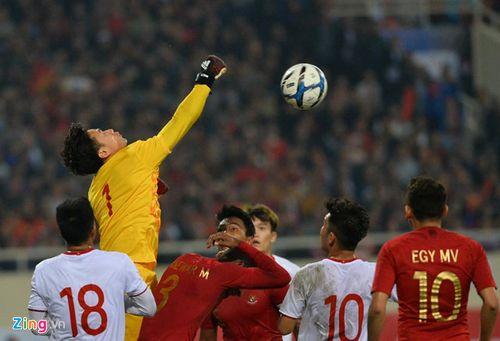U23 Việt Nam 1- 0 Indonesia: Đội chủ nhà chiến thắng nhọc nhằn - Ảnh 1