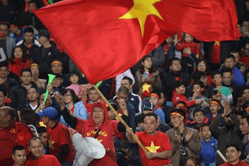 U23 Việt Nam 1- 0 Indonesia: Đội chủ nhà chiến thắng nhọc nhằn - Ảnh 5