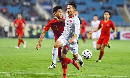 U23 Việt Nam 1- 0 Indonesia: Đội chủ nhà chiến thắng nhọc nhằn - Ảnh 2