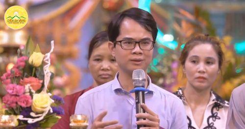 BS bệnh viện Bạch Mai xuất hiện trong buổi thuyết giảng chùa Ba Vàng làm lệch lạc tâm lý người bệnh - Ảnh 1