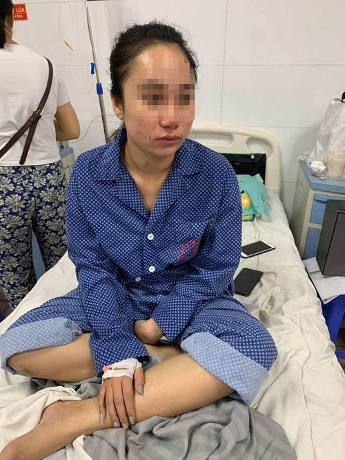 Vụ cô gái bị đánh ghen, lột váy kinh hoàng ở Hà Nội: Nạn nhân làm đơn trình báo công an, thuê luật sư  - Ảnh 2