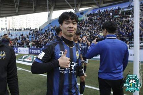 Công Phượng lần đầu được đá chính K-League? - Ảnh 1