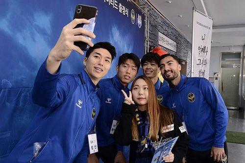 Công Phượng lần đầu được đá chính K-League? - Ảnh 2