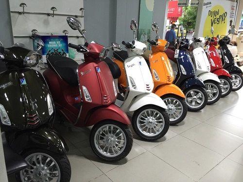 Lý giải nguyên nhân xe máy Piaggio mất khách tại Việt Nam - Ảnh 1