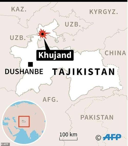 IS kích động bạo loạn tại nhà tù Tajikistan, 27 người thiệt mạng  - Ảnh 1