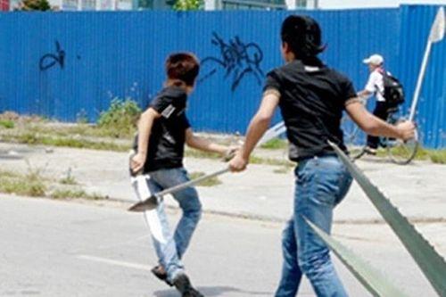 Truy tố nam thanh niên chém người vì mâu thuẫn từ việc bấm còi xe inh ỏi - Ảnh 1