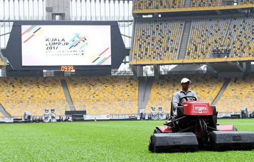 """Cận cảnh """"chảo lửa"""" Bukit Jalil: Nơi diễn ra trận chung kết AFF Cup 2018 Việt Nam - Malaysia  - Ảnh 7"""