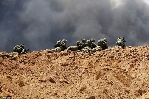 Nhiều quốc gia lên tiếng phản đối đụng độ kinh hoàng tại Dải Gaza - Ảnh 3