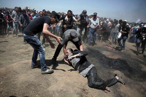 Israel không kích nhiều cơ sở của Hamas tại phía Bắc dải Gaza - Ảnh 2