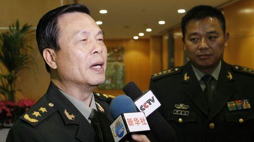 """Ngôi sao đang lên của quân đội Trung Quốc """"trở lại mặt đất"""" vì con gái lấy chồng Pháp - Ảnh 1"""