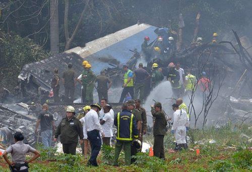 Thảm họa rơi máy bay tại Cuba, hơn 100 người thiệt mạng - Ảnh 1