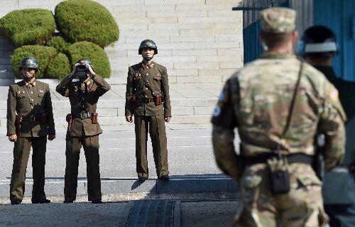 Thiếu tá Triều Tiên vượt biển, đào tẩu sang Hàn Quốc - Ảnh 1