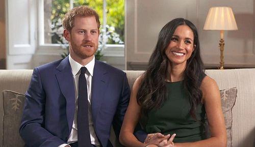 Cưới hoàng tử Harry, nữ diễn viên Meghan Markle sẽ mang tước hiệu gì? - Ảnh 1