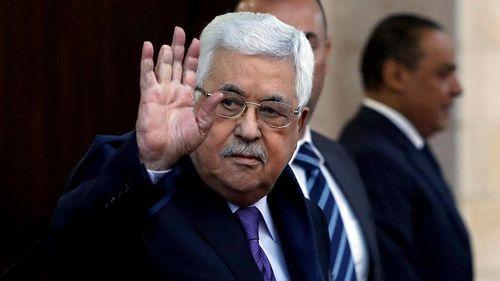 Tổng thống Palestine nhập viện lần thứ 3 trong tuần - Ảnh 1