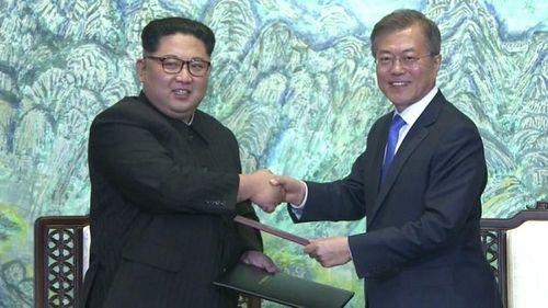 Quốc hội Hàn Quốc không thông qua dự thảo ủng hộ kết quả thượng đỉnh liên Triều - Ảnh 2