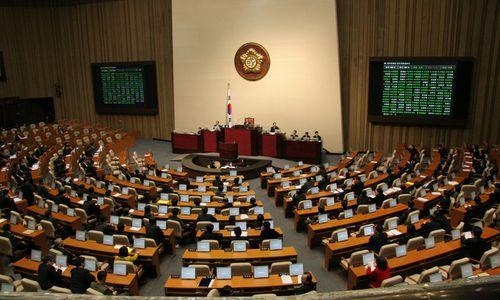 Quốc hội Hàn Quốc không thông qua dự thảo ủng hộ kết quả thượng đỉnh liên Triều - Ảnh 1