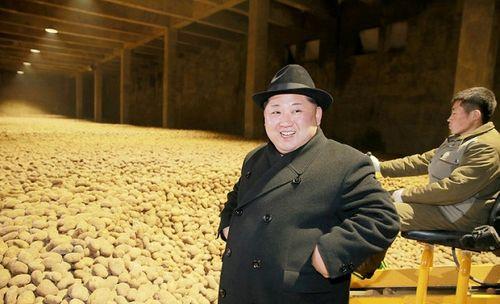 CIA: Ông Kim Jong-un muốn mở cửa hàng hamburger ở Triều Tiên - Ảnh 1