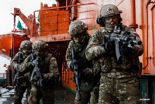 Nga phá đường dây buôn lậu vũ khí tại 14 khu vực - Ảnh 1