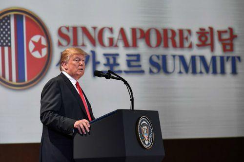 Tổng thống Trump: Các cuộc đàm phán Mỹ - Triều sẽ tiếp nối vào tuần sau - Ảnh 1