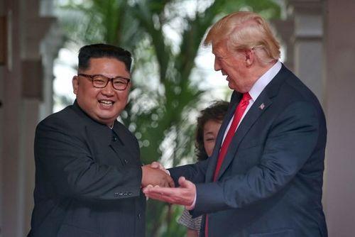 Ông Kim Jong-un: Triều Tiên sẽ phi hạt nhân hóa khi Washington và Bình Nhưỡng ngưng đối đầu - Ảnh 1