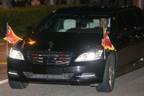 Kết thúc thượng đỉnh Mỹ-Triều, ông Kim Jong-un rời Singapore ngay trong đêm - Ảnh 3