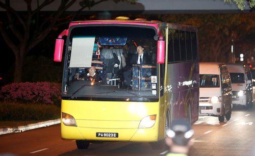 Kết thúc thượng đỉnh Mỹ-Triều, ông Kim Jong-un rời Singapore ngay trong đêm - Ảnh 4