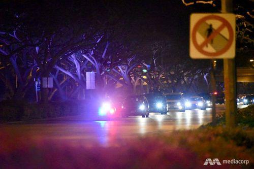 Kết thúc thượng đỉnh Mỹ-Triều, ông Kim Jong-un rời Singapore ngay trong đêm - Ảnh 5