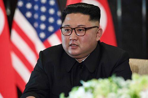 Truyền thông Triều Tiên: Nhà lãnh đạo Kim Jong-un đã về đến sân bay Bình Nhưỡng - Ảnh 1