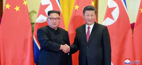 Triều Tiên công bố hình ảnh chuyến thăm Trung Quốc lần 3 của ông Kim Jong-un - Ảnh 2