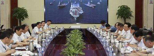 """Trung Quốc """"vô tình"""" để lộ tính năng mới của tàu sân bay Type-002 - Ảnh 1"""