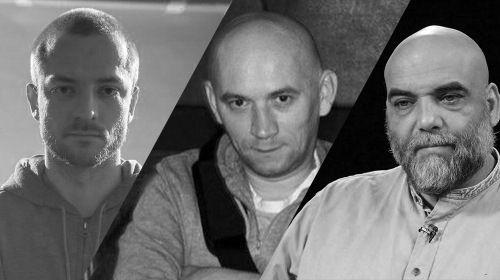 Chân dung 3 nhà báo bị sát hại tại Trung Phi - Ảnh 1