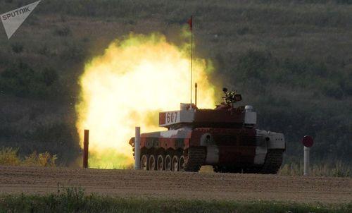 Những khoảnh khắc ấn tượng trong giải đấu xe tăng quốc tế tại Nga - Ảnh 10