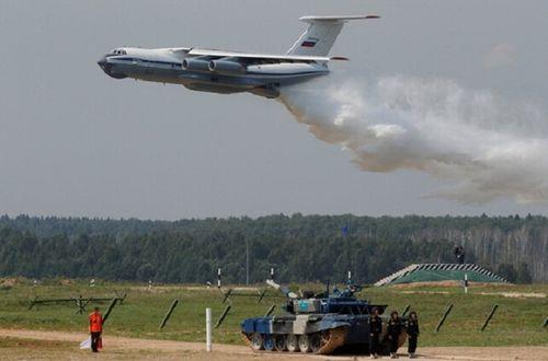 Những khoảnh khắc ấn tượng trong giải đấu xe tăng quốc tế tại Nga - Ảnh 4