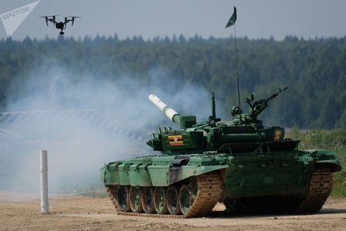 Những khoảnh khắc ấn tượng trong giải đấu xe tăng quốc tế tại Nga - Ảnh 6