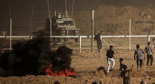 Israel và Hamas tuyên bố ngừng bắn sau gần 24 giờ giao tranh quyết liệt - Ảnh 1