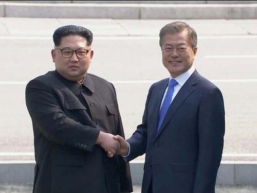Quan chức cấp cao hai nước Hàn-Triều chuẩn bị hội nghị thượng đỉnh lần 3 - Ảnh 1