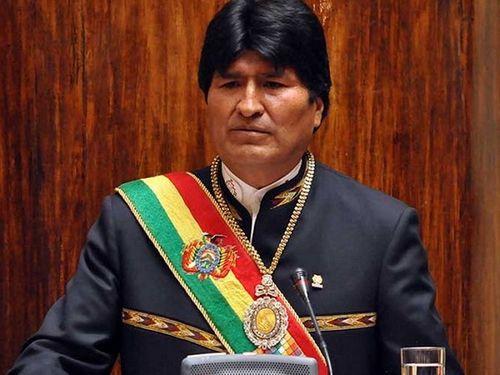 Huân chương vàng nạm ngọc lục bảo của Tổng thống Bolivia bị đánh cắp tại phố đèn đỏ - Ảnh 1