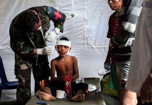 Động đất tại Indonesia: Số thương vong lên tới hơn 14.000 người - Ảnh 1