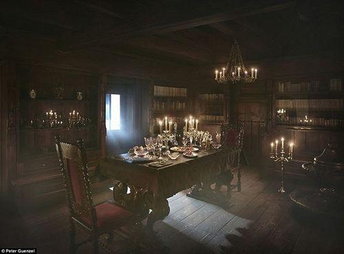 Khám phá lâu đài có thật của bá tước Dracula: Viên ngọc huyền bí tại Rumani - Ảnh 17