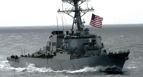 Đô đốc Nga: Sự hiện diện của tàu chiến Mỹ tại Biển Đen hoàn toàn không đáng lo ngại - Ảnh 1