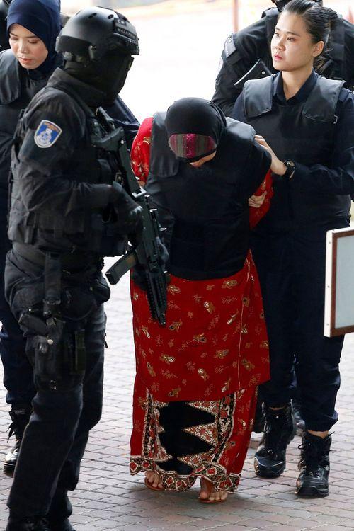 Nghi án Kim Jong-nam: Vòng vây an ninh được siết chặt tại phiên tòa tuyên án - Ảnh 4