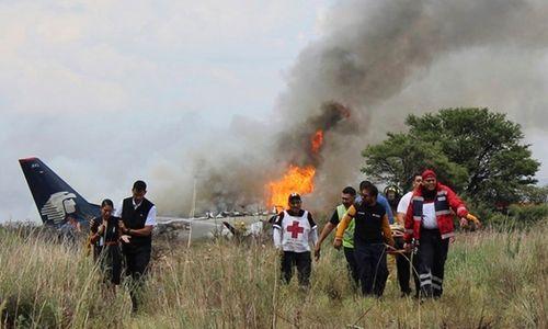 Tin tức thời sự quốc tế mới nhất ngày 2/8: Tìm thấy hộp đen máy bay Mexico rơi - Ảnh 1