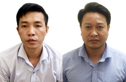 Nghi vấn gian lận điểm thi tại Hòa Bình: Khởi tố, bắt tạm giam 2 cán bộ - Ảnh 1