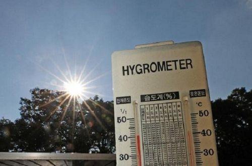 Nắng nóng kỷ lục ở Hàn Quốc: 28 người thiệt mạng, 2.266 người mắc hội chứng tim mạch - Ảnh 1